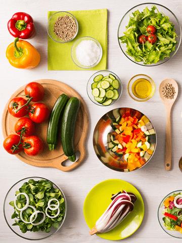 Rethink Your Diet Now, and Eat the Mediterranean Diet Way