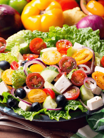 6 Reasons Why the Mediterranean Diet Helps You to Have a Longer, Healthier Life