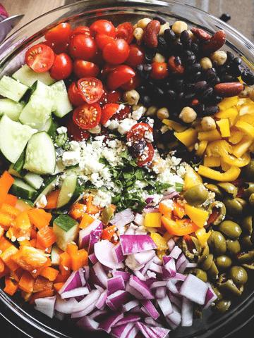 The Amazing Mediterranean Diet