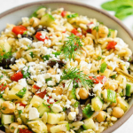 Mediterranean diet snack and side dish recipes