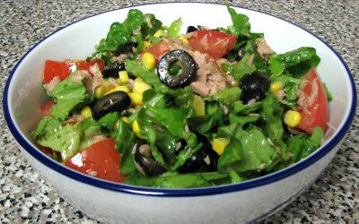 Tuna Salad Recipe (special)