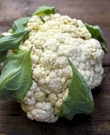 The Health Benefits From Cauliflower