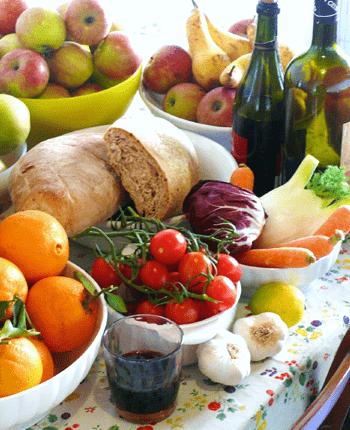 A Heart Healthy Diet Plan: the Mediterranean Diet